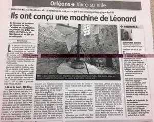 article La République du Centre