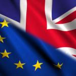 euro flag British