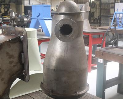 Bac Pro Technicien en Chaudronnerie Industrielle