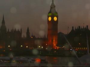 Big Ben vu du London Eye