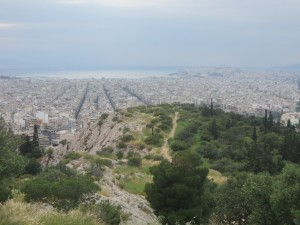 Point de vue Athènes
