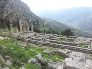 temple d'Apollon